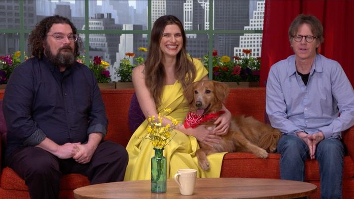 'Secret Life Of Pets 2'   Unscripted   Dana Carvey, Lake Bell, Bobby Moynihan