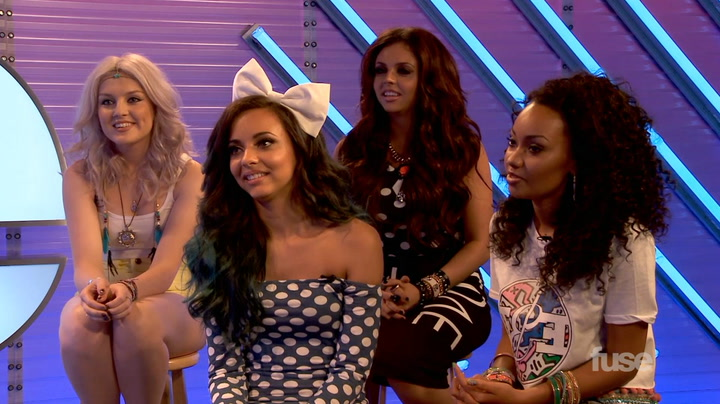 "Interviews: Little Mix Work With Missy Elliott & TLC on U.S. LP: ""It's a Girl Power Album"""