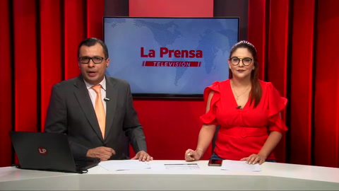 Noticiero LA PRENSA Televisión, edición completa del 21 de agosto del 2019
