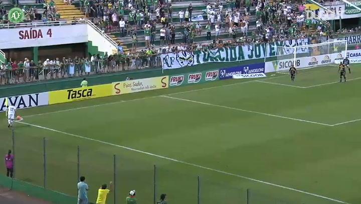 Highlights: Chapecoense 2-0 Brusque