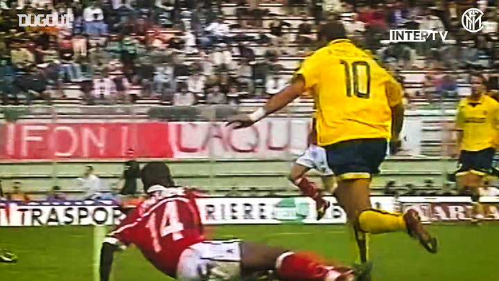 Adriano and Ronaldo: Inter's Brazilian influence