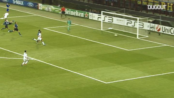 Gareth Bale's best Tottenham Hotspur goals