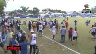 ¡Victoria golea al Pinares y es el nuevo ascendido a la Liga Nacional de Honduras!