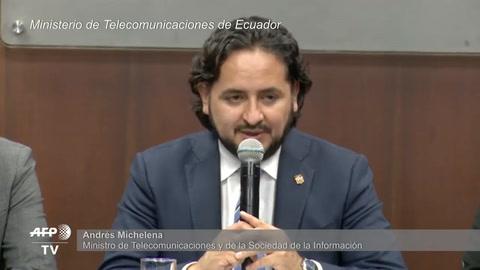 Ecuador investiga filtración masiva en internet de datos de millones de personas