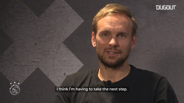 Siem de Jong on 'taking the next step' with move to the MLS