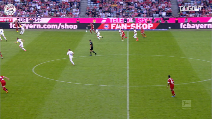 Joshua Kimmich expertly finishes Bayern move vs SC Freiburg