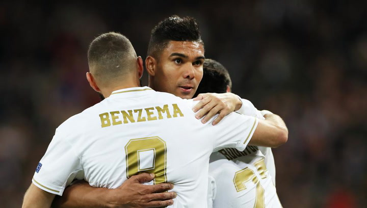 El Real Madrid sigue preparando el encuentro frente al Inter