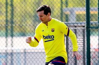 Liga española: Barcelona comunica que Lionel Messi sufre una lesión a una semana del regreso