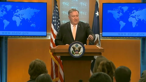 Estados Unidos sancionará a todo país que compre petróleo a Irán