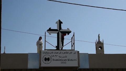 El papa verá el milagro del regreso de los cristianos a Irak