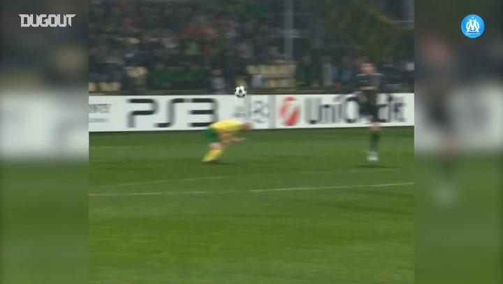 El hat-trick de Gignac en Champions con el Marsella