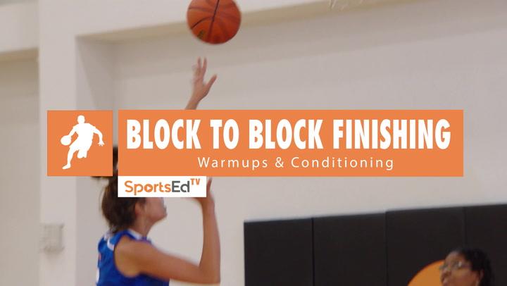 Block To Block Finishing