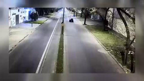 Analizan muestras para ver si el segundo auto que participó de la picada arrolló a la víctima