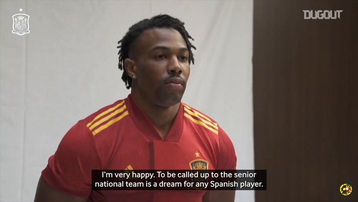 Adama Traoré hopes to finally make his Spain debut
