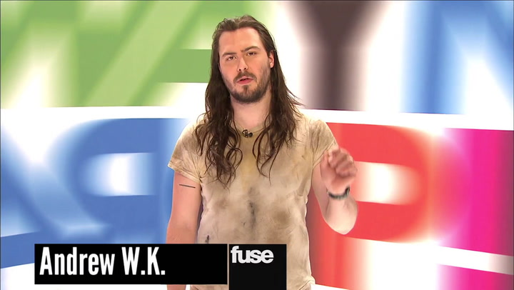 Shows: Party Playlist : Andrew Wk Fav 100- 91