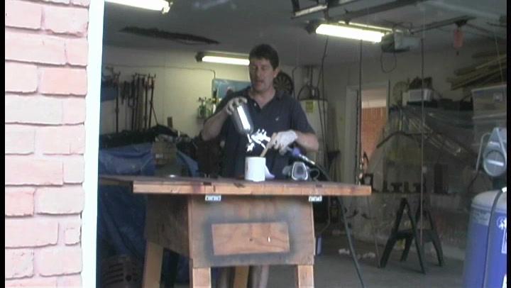 The American Garage David Bradley Episode 7