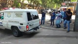 Llegan a la morgue cuerpos de mujeres asesinadas en Támara