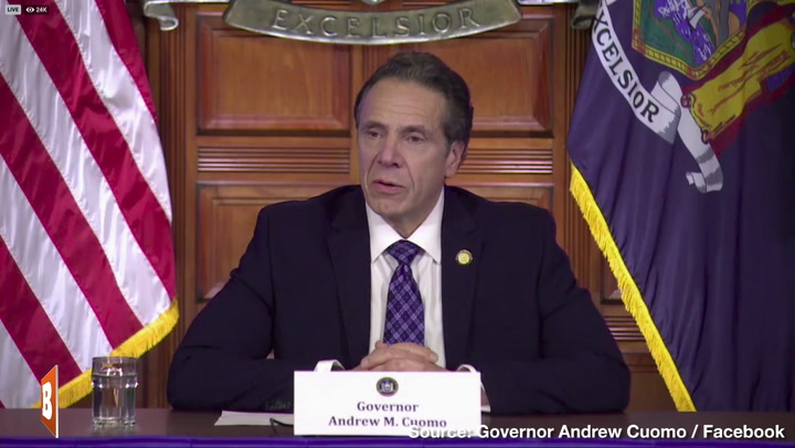 Andrew Cuomo on Brother Chris' Coronavirus Diagnosis: He's 'Strong'