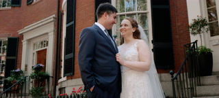 Kristine + Steve | Boston, Massachusetts | The State Room