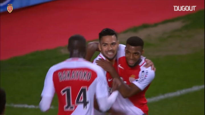 As Monaco Stunning 2016 Win Vs Nancy Dugout