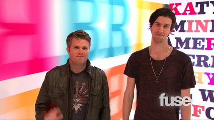 Shows: Top 100 Hottest Hooks: 3OH3 Promo