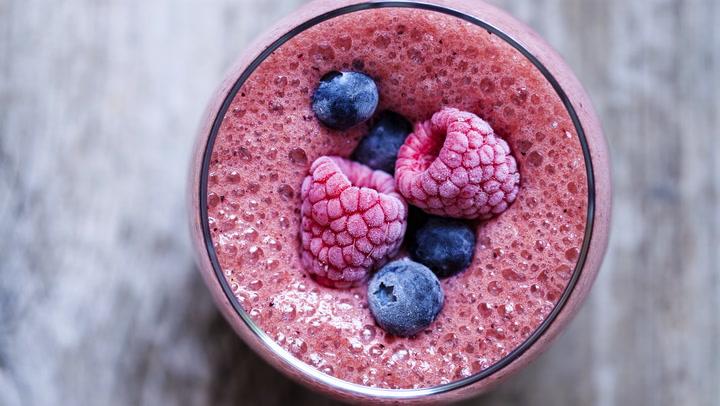Advarer mot frosne «smoothie-bær»