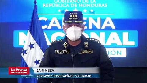 Honduras extiende horario de circulación de personas de 6:00 am a 8:00 pm