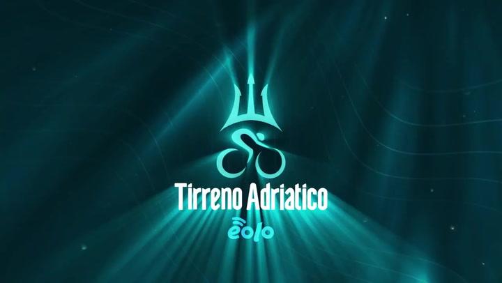 Comienza la 55ª edición de la Tirreno Adriático, que cuenta con una inscripción de lujo