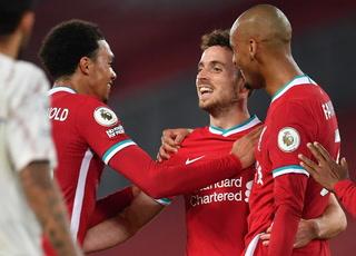 Liverpool derrota al Arsenal en la Premier League: Diogo Jota debutó con gol