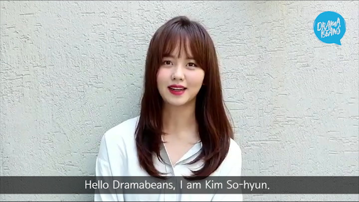 [Hello Dramabeans] Kim So-hyun