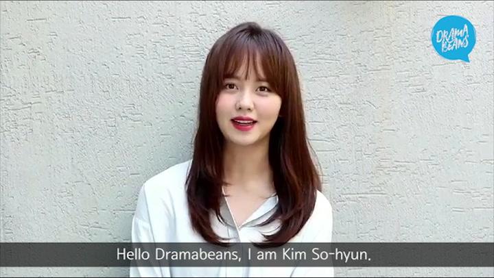 [Hello Dramabeans] Kim So-hyun