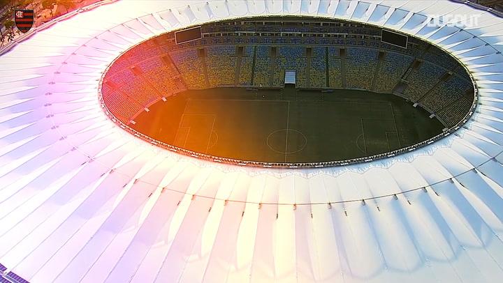 El Flamengo pone Maracaná a disposición de las autoridades