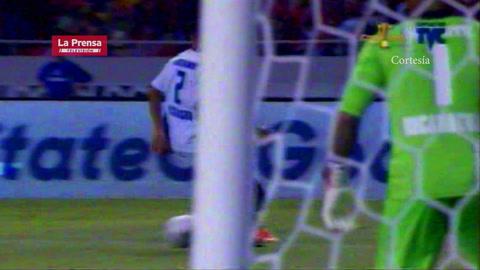 Costa Rica 2-0 Nicaragua (Copa Oro)