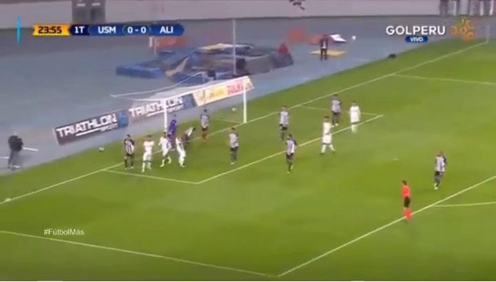 Alianza Lima empató 1-1 ante San Martín por el Torneo Clausura 2018