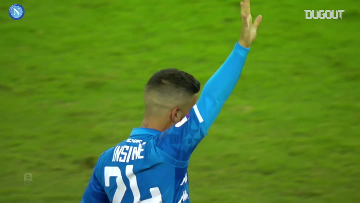 Incredible Goals: Lorenzo Insigne Vs Sassuolo