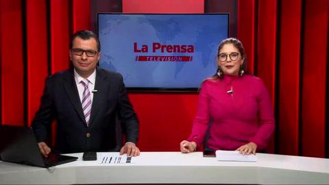 Noticiero LA PRENSA Televisión, edición completa del 25 de septiembre del 2019