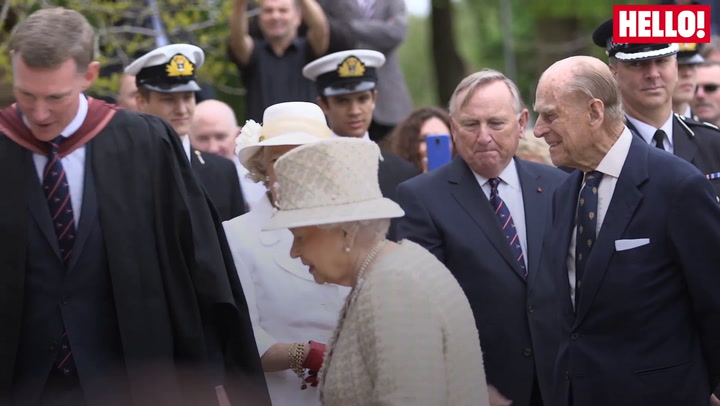 The Duke Of Edinburgh In Profile