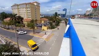EL HERALDO recorrió el puente Bicentenario
