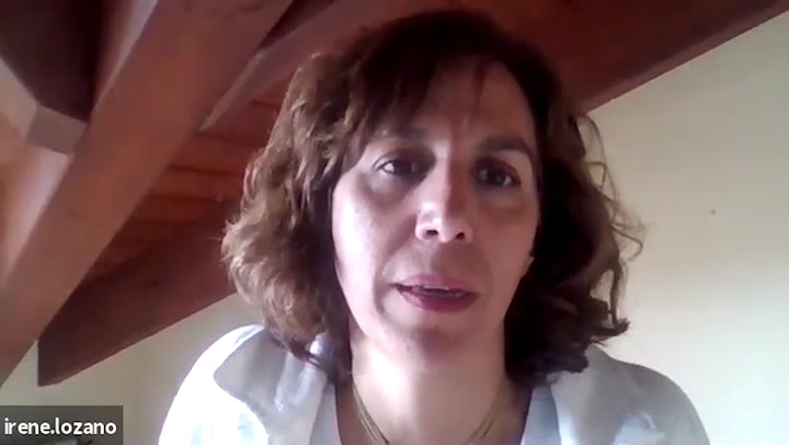 Entrevista con Irene Lozano, presidenta del Consejo Superior de Deportes