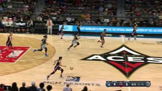 Aces vs Lynx highlights from Mandalay Bay (WNBA)