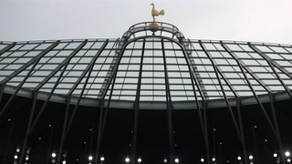 Dette er Tottenhams nye stadion