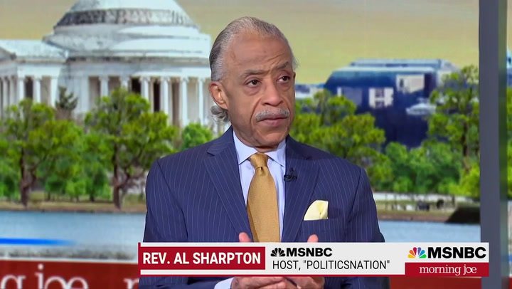 Sharpton: 'We Are Seeing the Absolute Time that Policing Must Be Defined by the Federal Government'