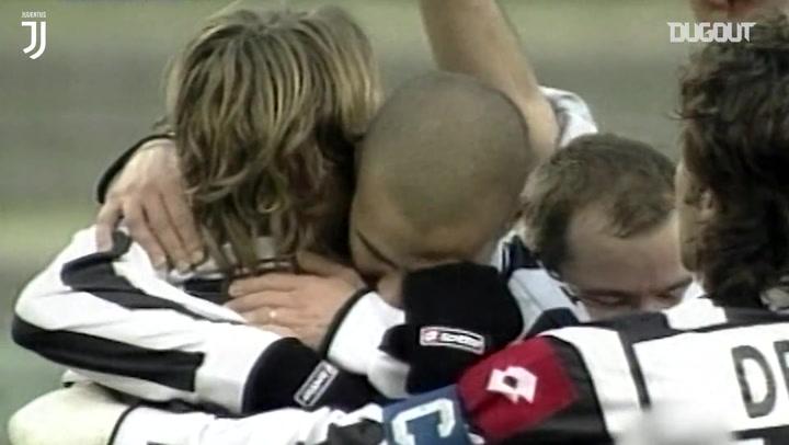 Juventus'tan Leverkusen'e Gol Yağmuru