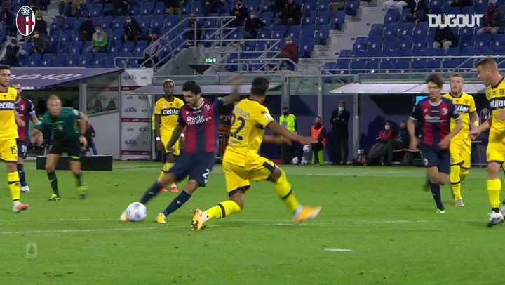 Soriano's double inspires derby win over Parma