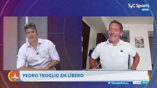 Pedro Troglio anuncia que a finales de junio, el Olimpia arranca los trabajos de pretemporada