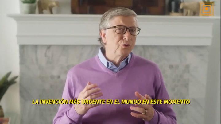 Bill Gates nos dice cuándo estará lista la vacuna contra el Covid-19