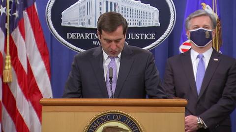 Detenidos cinco agentes chinos en EEUU por perseguir opositores a Pekín
