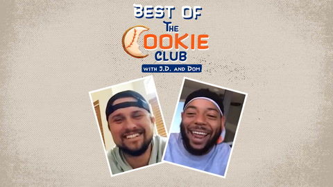 J.D. and Dom drop the Cookie Club's Greatest Hits!