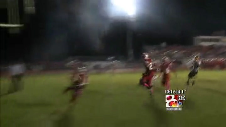 Fulton at Mexico FNF Week Eight