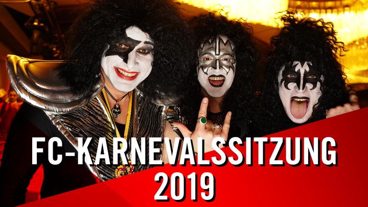 FC-Karnevalssitzung 2019